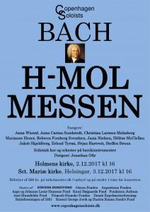 Bach H-mol Messen