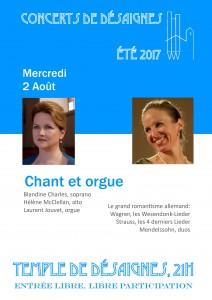 Concert Désaignes 2.8.17